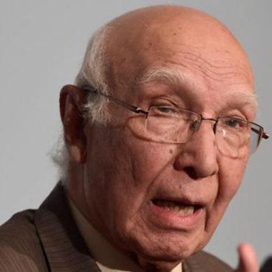 Delhi's Revocation Of Indus Treaty Will Be An 'Act Of War', Sartaj Aziz