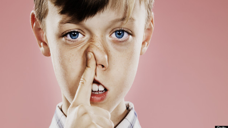 Picking Your Nose is Bad, Why?
