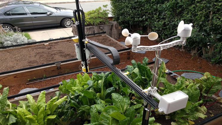 FarmBot – Does All The Home-Farming