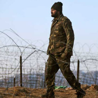 Army Closely Monitors Situation On Eastern Border