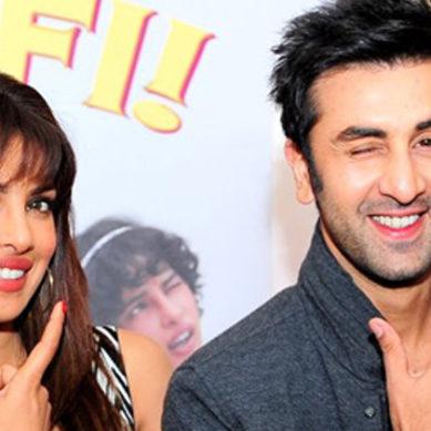 Priyanka Chopra Makes Fun Of Ranbir Kapoor