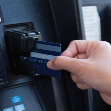 Thief Caught On CCTV Camera While Stealing from ATM