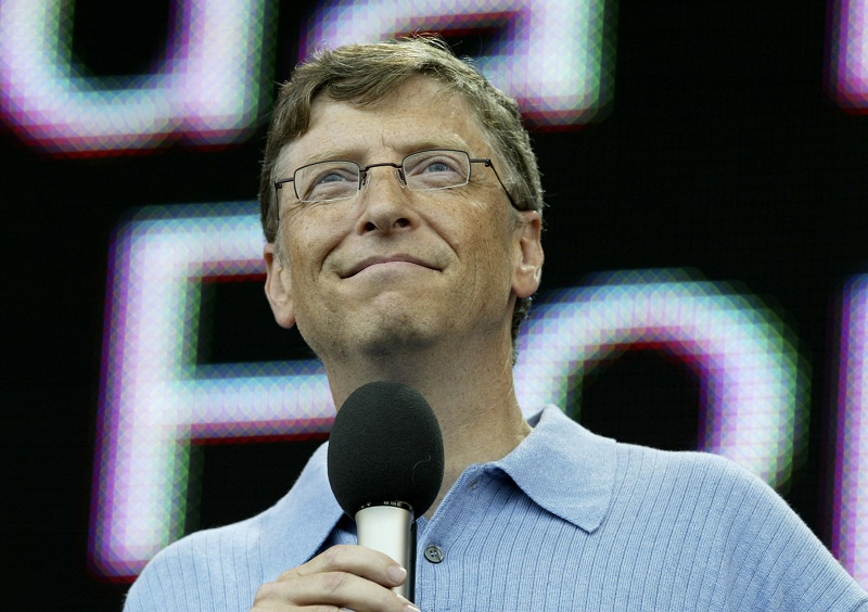 Bill Gates To Become World's First Trillionaire