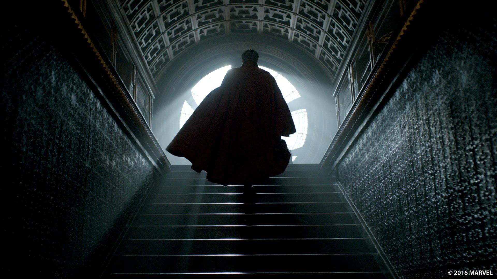 BTS: Marvel's Doctor Strange