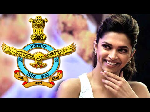 Deepika Padukone Appears In Airforce Examination