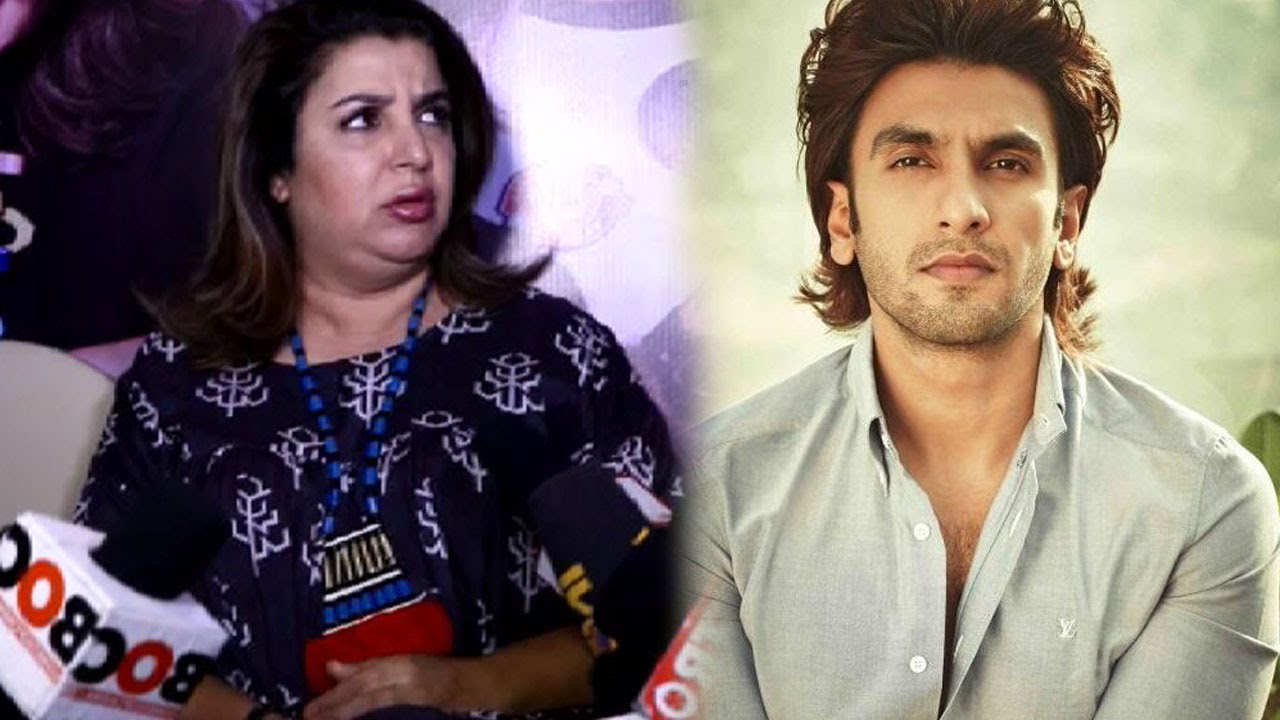 Did Ranveer Singh Team Up With Farah Khan?