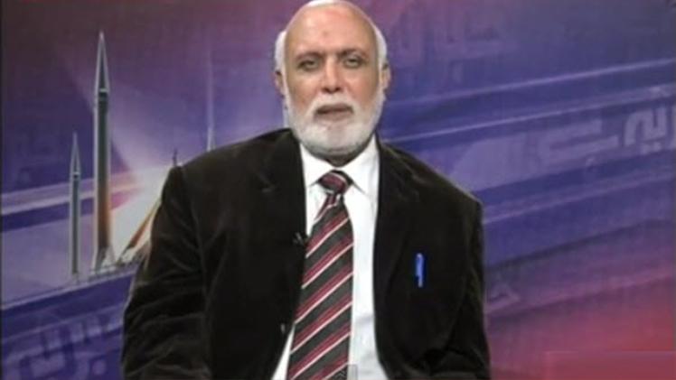 Haroon Rasheed's Remarks on Farooq Sattar