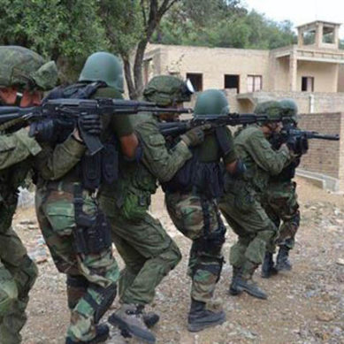 Pak-Russia Joint Military Exercises In Progress