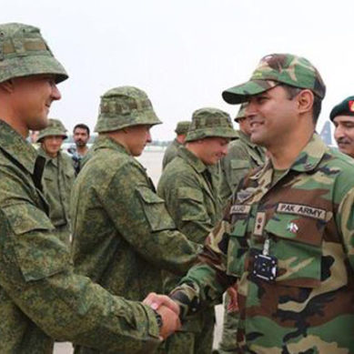 Analysts On Pakistan, Russia Joint Military Exercises