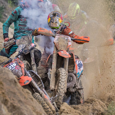 Ride the Megawatt 111 Hard Enduro Track in 360°