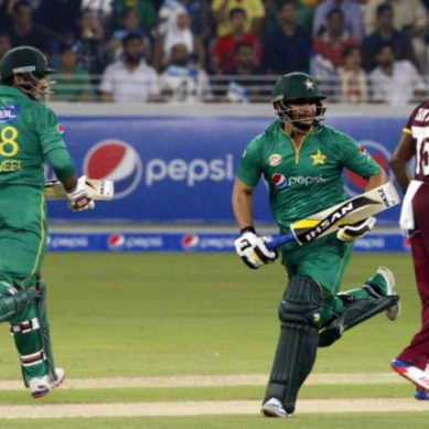 Pakistani Team Bags Another Victory Against West Indies