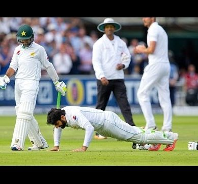 PCB Bars Players From Push-up Celebrations