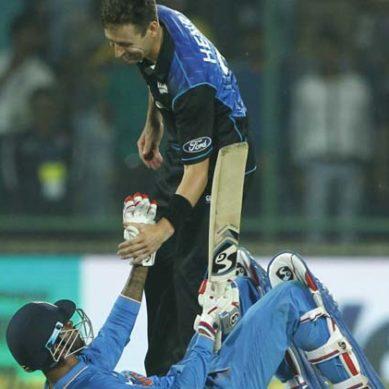 RunOut: Lack Of Collaboration Between Indian Batsmen