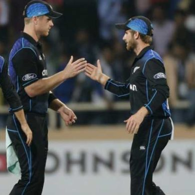 Thrilling Final Overs Of India vs New Zealand