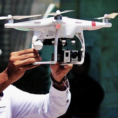 Muharram: Peshawar To Use Drone Cameras For Security