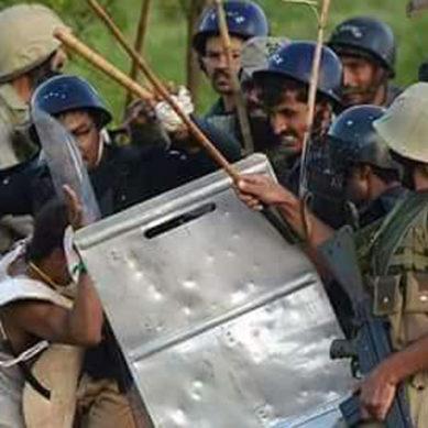 Civil Martial Law Imposed, Says Shahid Masood