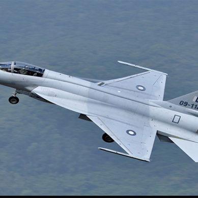 Jf-17 Vs F-16