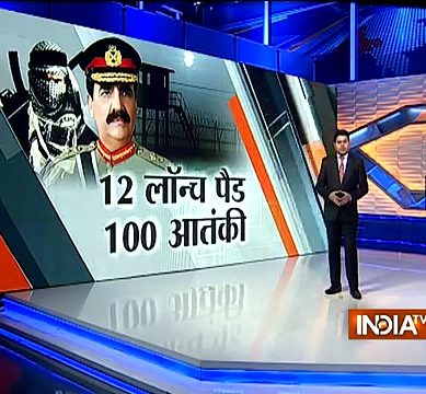 100 Militants To Attack India: Claims Indian Media