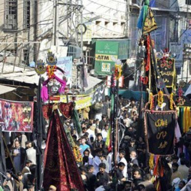 Security Plan For Muharram-ul-Haram