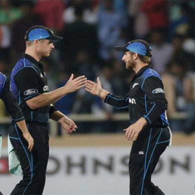 New Zealand Beat India In 4th ODI