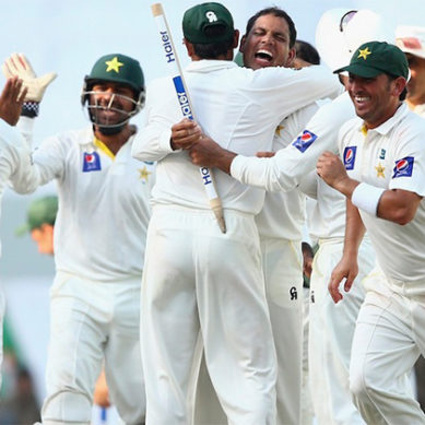 Pakistan Beat West Indies In 2nd Test Match