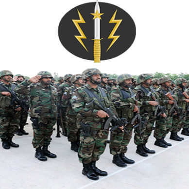 Pakistan SSG Commandoes Training