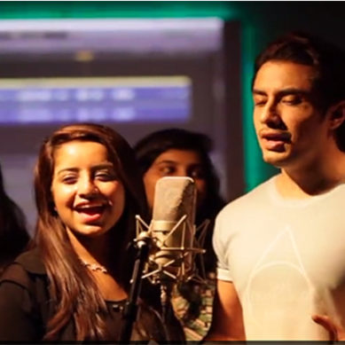 Making Of Pakistan Super League Anthem