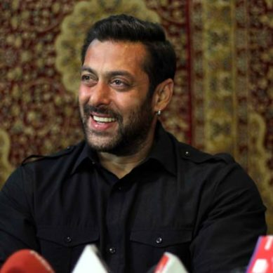 Artist Has No Religion, Salman Khan