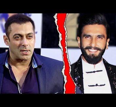 Salman Khan LOSES To Ranveer Singh