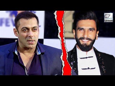 Salman-Khan-LOSES-To-Ranveer-Singh-SHOCKING-LehrenTV