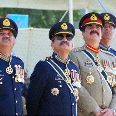 Army Chief Defies India's Nefarious Designs