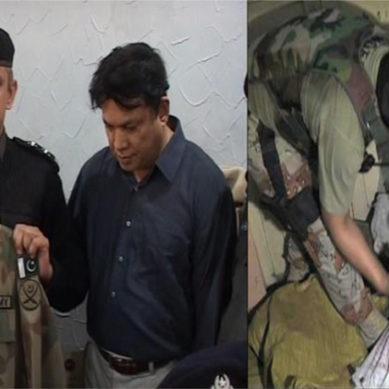 Karachi: Rangers' Fake Uniforms Recovered