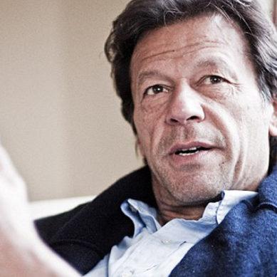 Imran Khan Labels Khursheed Shah As 'Double Shah'