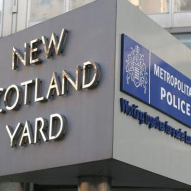 Scotland Yard Takes Action Against MQM