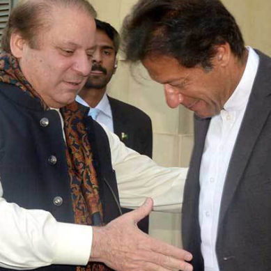 Nawaz Sharif Is Nervous Because Of Imran Khan?