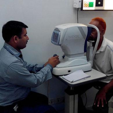 Free Eye Screening Camp, Karachi
