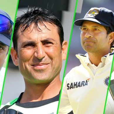 Younis Khan Breaks Several Records