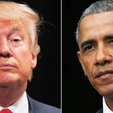 President Obama Speaks On Donald Trump's PUS*Y