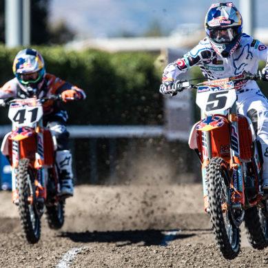 Head-to-Head MX Racing