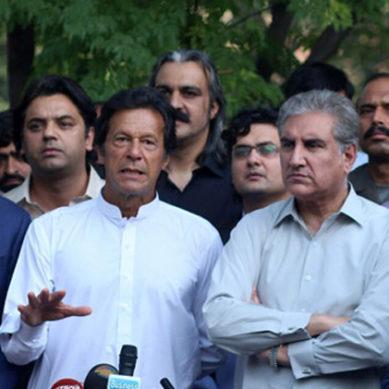 PTI Leaders Misguiding Imran Khan?