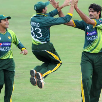 Islamabad United: Muhammad Irfan's Exclusive Interview