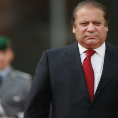 Nawaz Sharif's Special Message For India