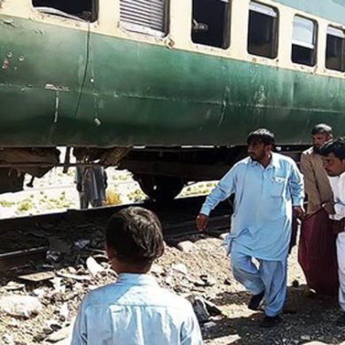 Balochistan: Five dead, 19 injured In Jaffer Express Blast