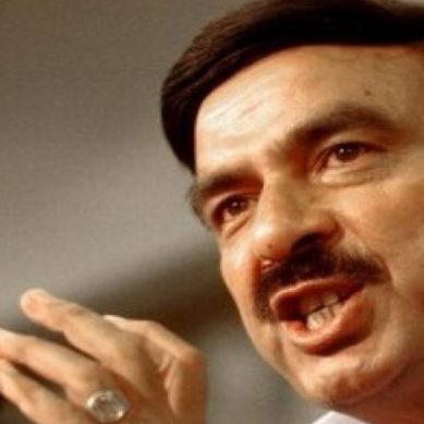 Nawaz Will Soon Be In The Jail, Sheikh Rasheed