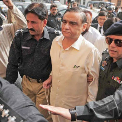 Dr. Asim Allowed To Undergo Hydrotherapy Treatment