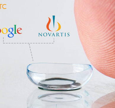 Novartis Withdraws From Testing Google's Smart Contact Lens
