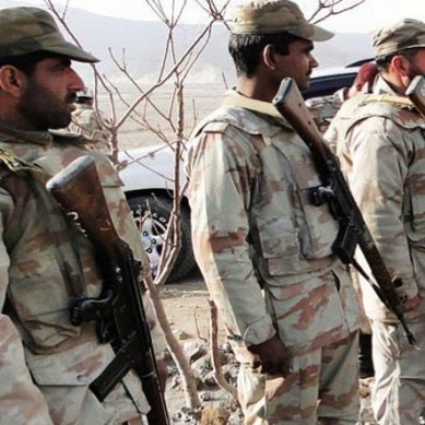 2 Soldiers Martyred In Attack In Mohmand, 4 Militants Killed