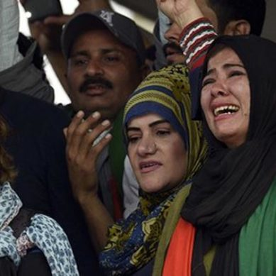 PTI Supporters Seem Unhappy With Imran Khan