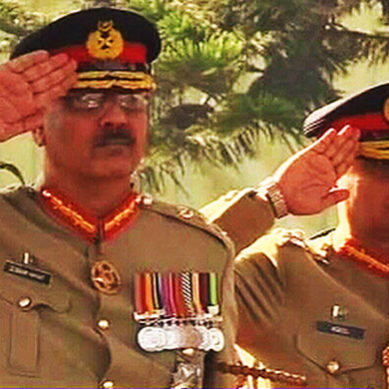 Gen Zubair Mahmood Hayat Takes Over As CJCSC