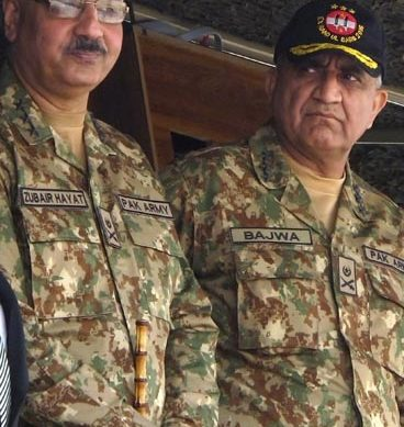 General Zubair Hayat Takes Charge As 17th CJCSC